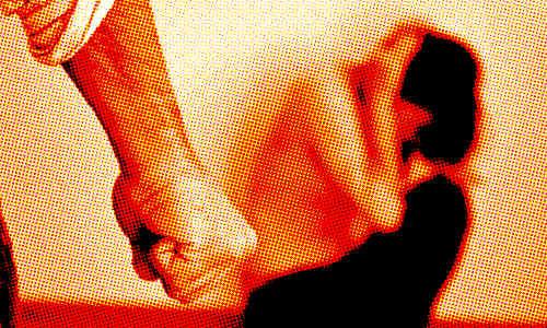 Családon belüli erőszak
