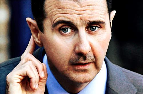 Bassár el-Aszad Szíria elnöke
