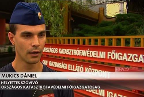 Mukics Dániel