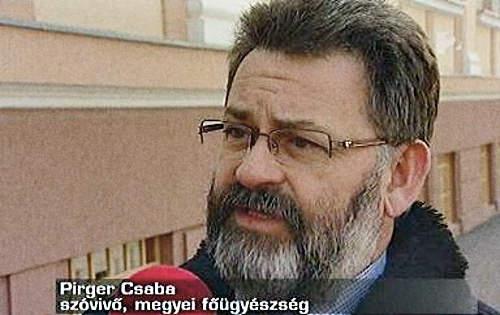 Pirger Csaba