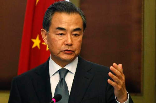 Vang Ji kínai külügyminiszter