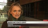 Fórizs Ildikó, táblabíróság szóvivőj