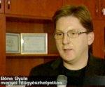 Bóna Gyula, megyei főügyész