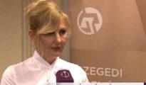 Juhászné Prágai Erika, a Szegedi Törvényszék szóvivője