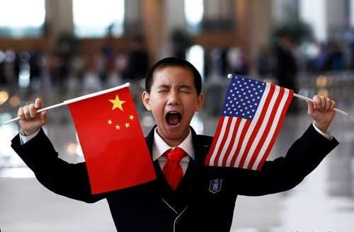 Kina , USA