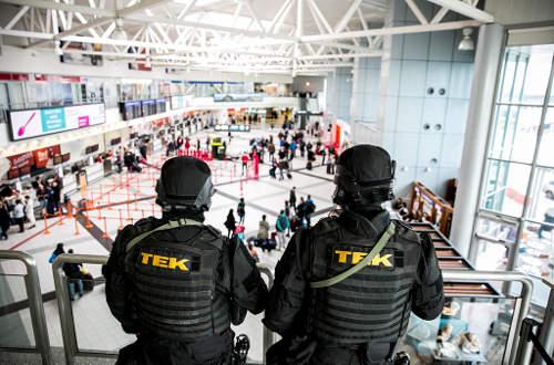 TEK repülőtér