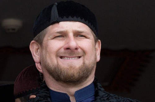 Ramzan Kadirov csecsen elnök