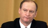 Nyikolaj Patrusev, az orosz biztonsági tanács titkára