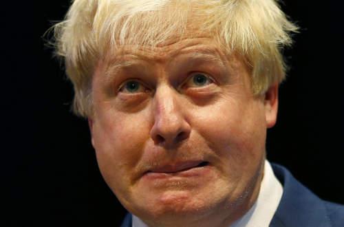 Boris Johnson brit miniszterelnök