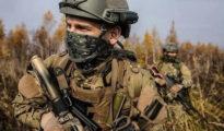 Orosz kommandósok Szíriában