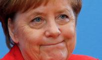 Angela Merkel kancellár