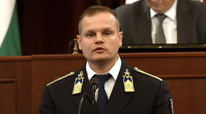 Terdik Tamás rendőr dandártábornok, Budapest rendőrfőkapitánya