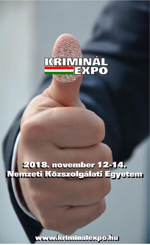 Kriminál Expo 2018