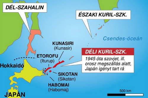 Kuril-szigetek