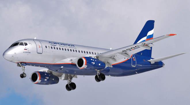 Sukhoi-Superjet