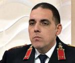 Dóka Imre, az Országos Katasztrófavédelmi Főigazgatóság helyettes szóvivője