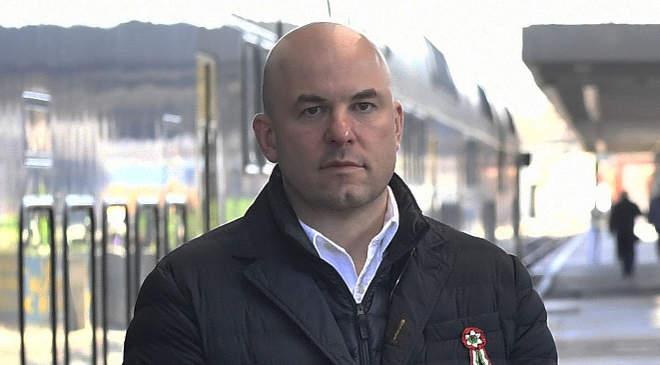 Homolya Róbert, a MÁV elnök-vezérigazgatója