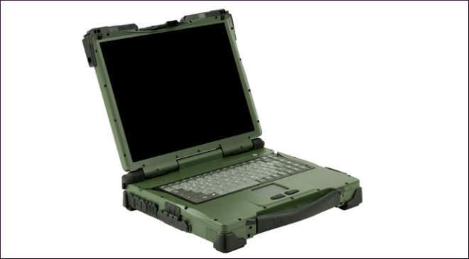 katonai laptop