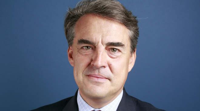 Alexandre de Juniac, IATA