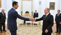 Aszad és Putyin