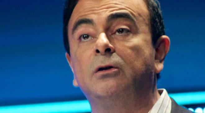 Carlos Ghosn, a Nissan-Renault-Mitsubishi autóipari szövetség sikkasztással vádolt egykori vezérigazgatója