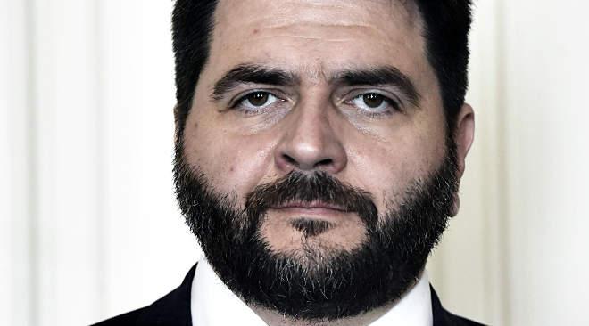 Hajas Barnabás, az Igazságügyi Minisztérium igazságügyi kapcsolatokért felelős államtitkára