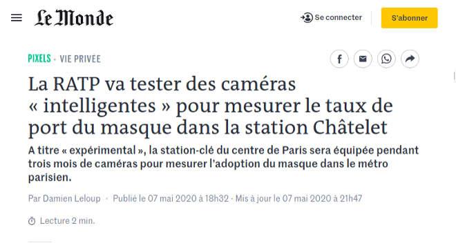 Le-Monde-intelligens-kamera