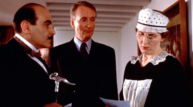 Poirot - David Suchet