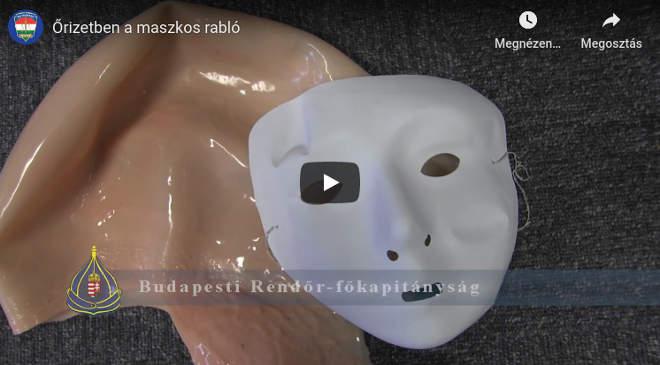 maszkos rabló
