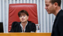 Anat Baron bírónő