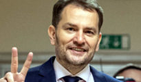 Igor Matovic szlovák kormányfő