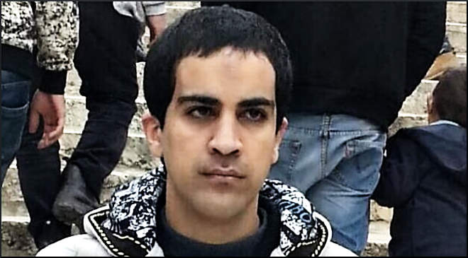 Ijad Hallak 32 éves autista palesztin, akit május végén lőttek agyon Jeruzsálem óvárosában
