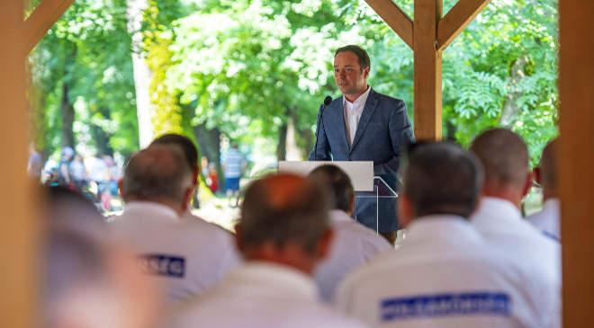 Nyitrai Zsolt kiemelt társadalmi ügyekért felelős miniszterelnöki megbízott