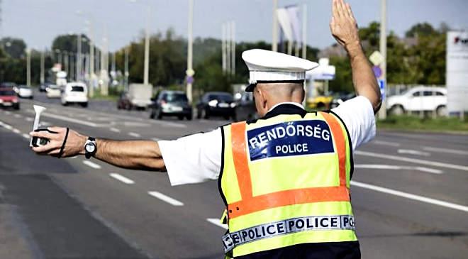 közúti ellenőrzés