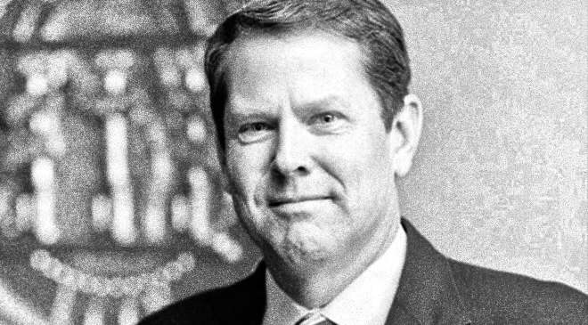 Brian Kemp, Georgia kormányzója