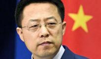 Csao Li-csien, a külügyminisztérium szóvivője