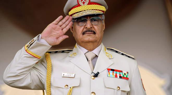 Halífa Haftar tábornok