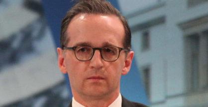Heiko Maas német külügyminiszter