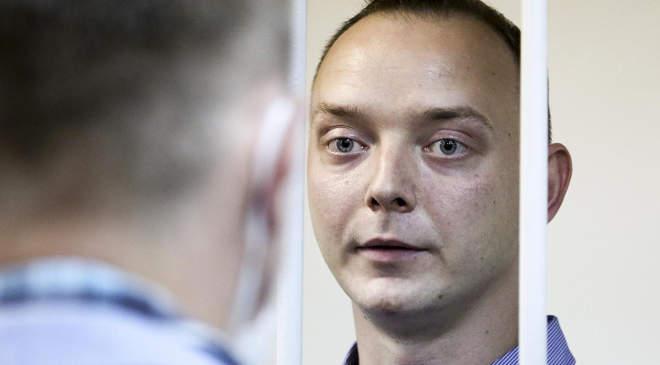 Ivan Szafronov újságíró