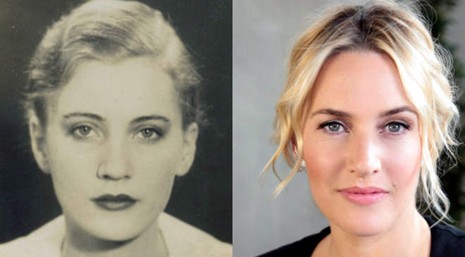 Lee Miller és Kate Winslet
