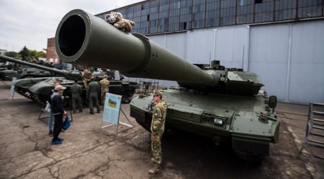Leopard 2A4HU