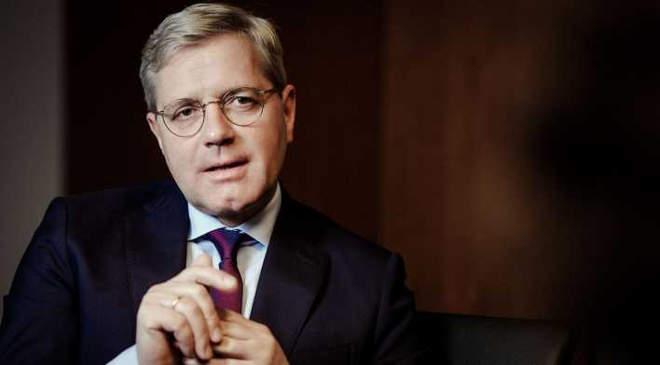 Norbert Röttgen, a berlini szövetségi parlament (Bundestag) külügyi bizottságának elnöke