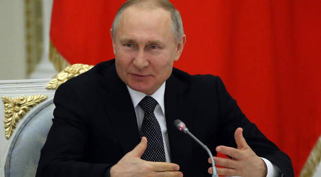 Vlagyimir Putyin 2036-ig, 84 éves koráig elnök maradhat
