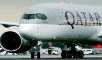 Qatar Airways légitársaság
