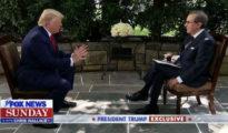 Trump a Fox televízióban