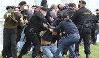 orosz állampolgárok letartóztatása Minszkben