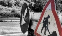 autopálya, javítás
