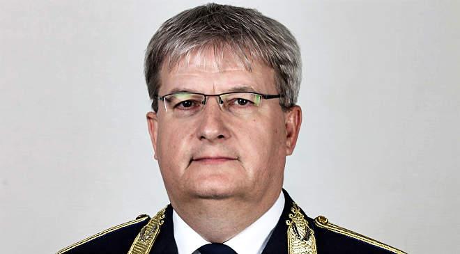 Halmosi Zsolt, országos kórházfőparancsnok