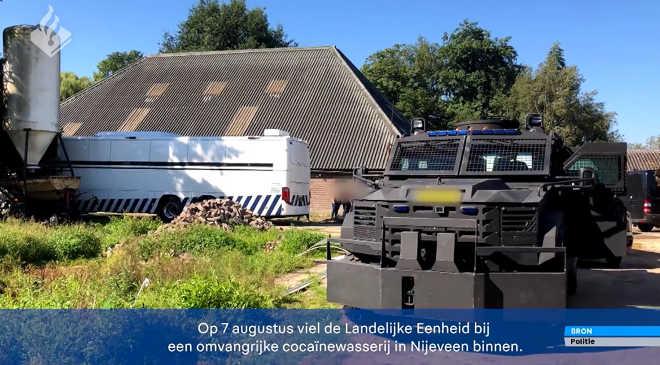 Holland droglabor