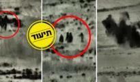 Izrael: négy terrorista a határnál